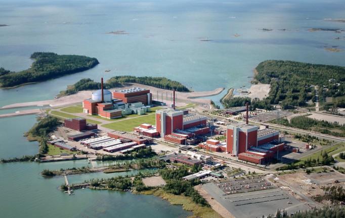 Olkiluoto nuclear plant